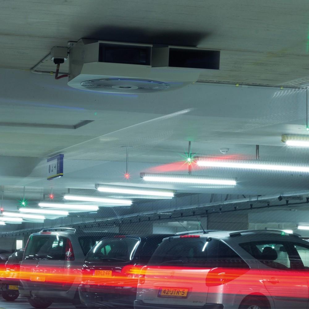 HC PS | Parkeergarage Ventilatiesystemen